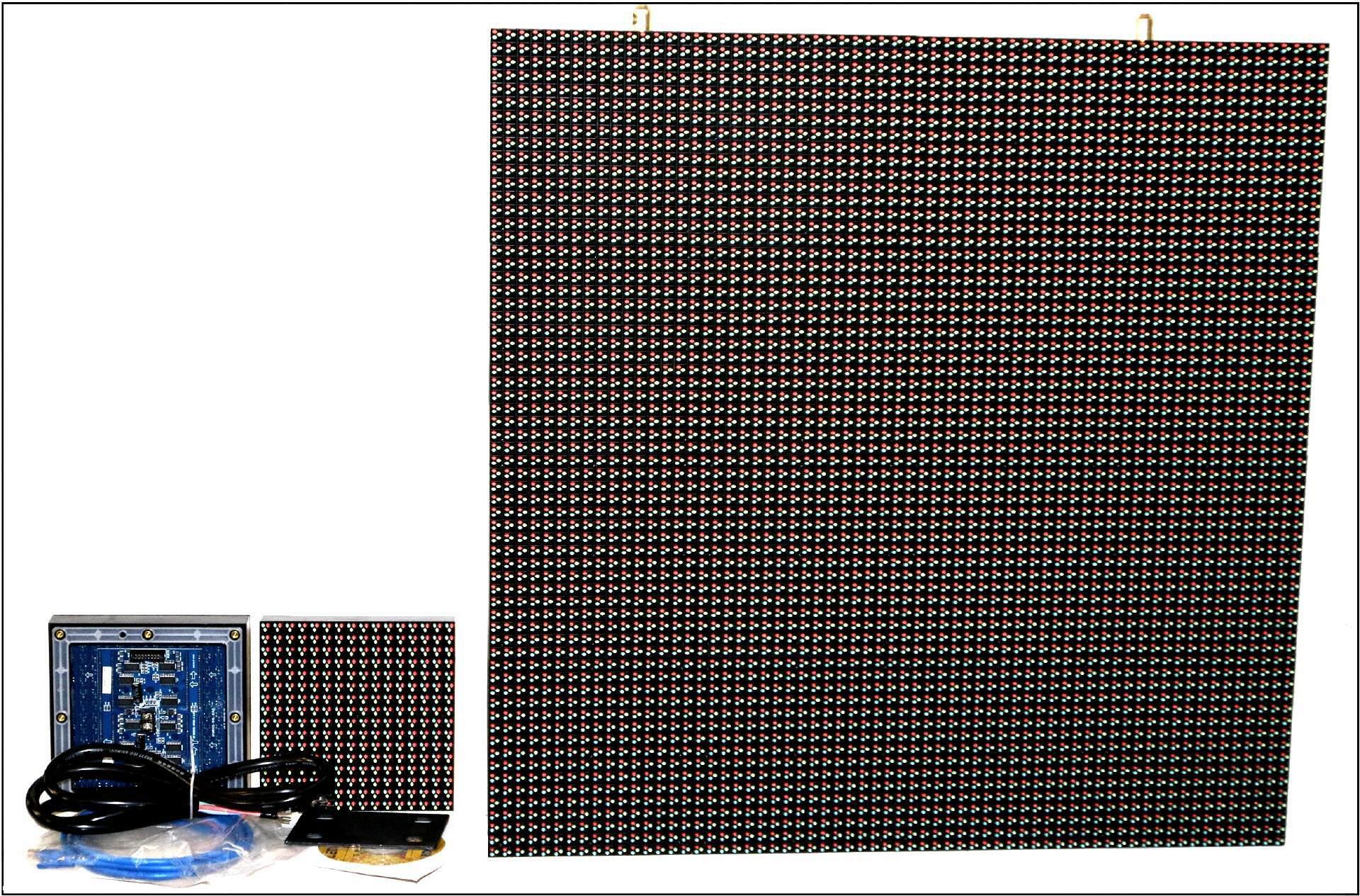 LED und LCD Videowand kaufen oder mieten Österreich/Wien | P16 Led ...